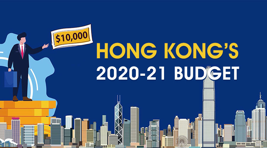 Hong Kong's 2020-21 Budget Announced